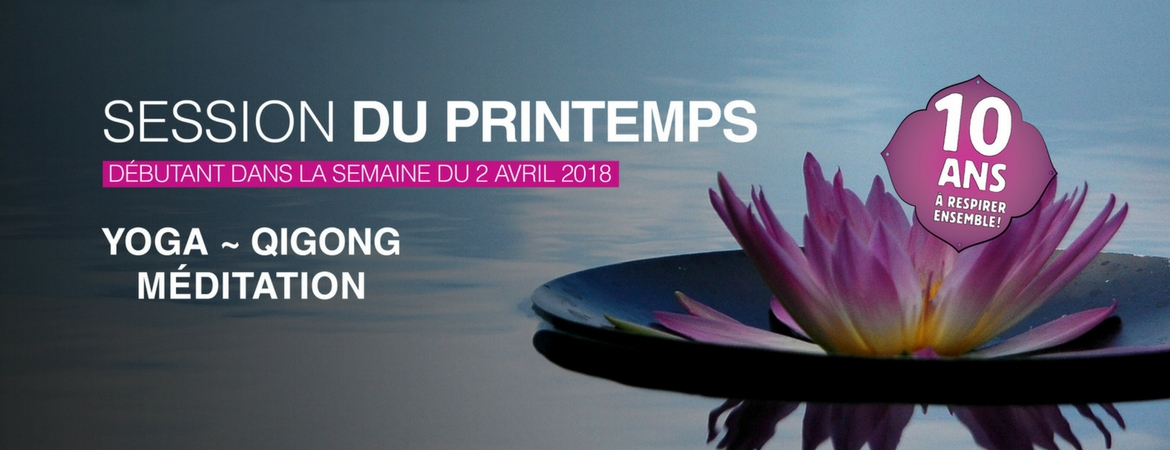 Session du printemps